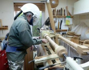 In production mode for the Oak spindles